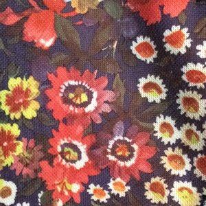 Vintage MarLek blouse XL 50bust 26L 10sleeve
